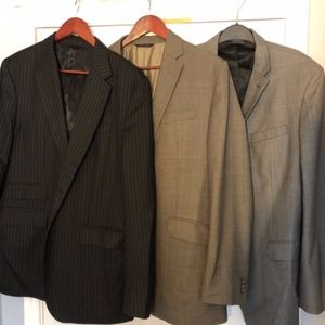 Banana Republic Men's Suits Size 44R